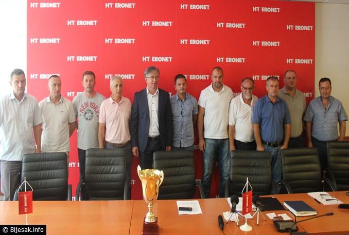 Izvučeni parovi završnice turnira Lige Hercegovine 2015.:Durmišuša na Lijevu obalu