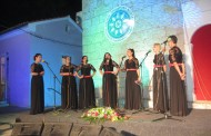 Ženska klapa Zvizdan nastupila na prvom festivalu ženskih klapa u Omišlju