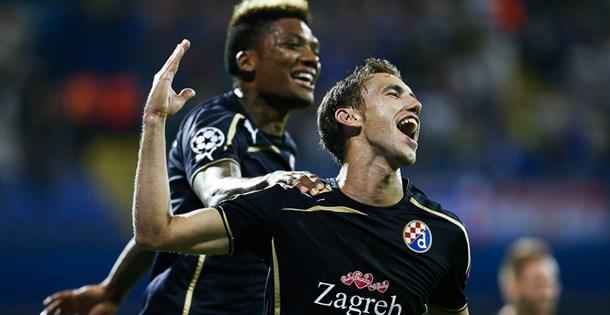 LIGA PRVAKA: Veličanstvena večer na Maksimiru, Dinamo srušio Arsenal!
