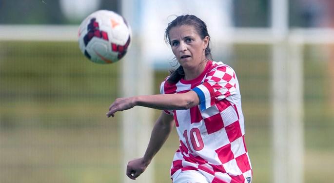 Iva Landeka postigla gol u pobjedi Hrvatske nad Turskom u kvalifikacijama za Euro