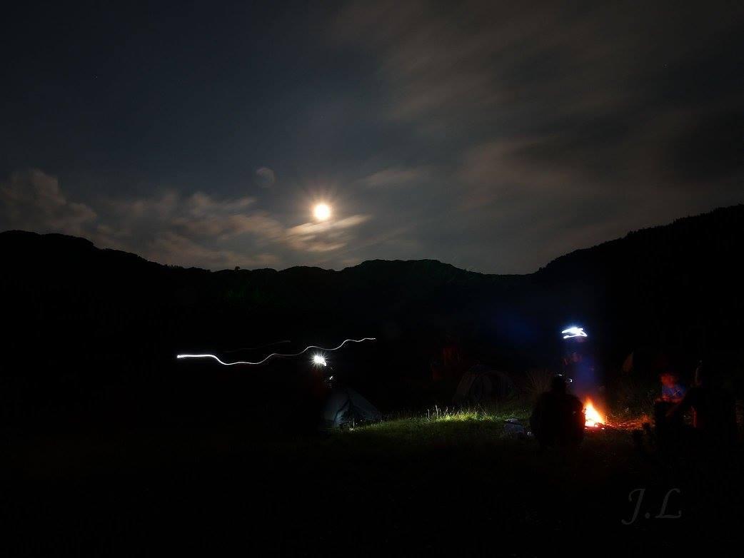 FOTO: Prva ekspedicija HPD-a Pločno na Pesti brdu