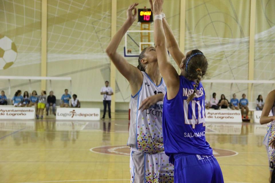 Ana-Marija Begić debitirala u prvoj Španjolskoj ligi