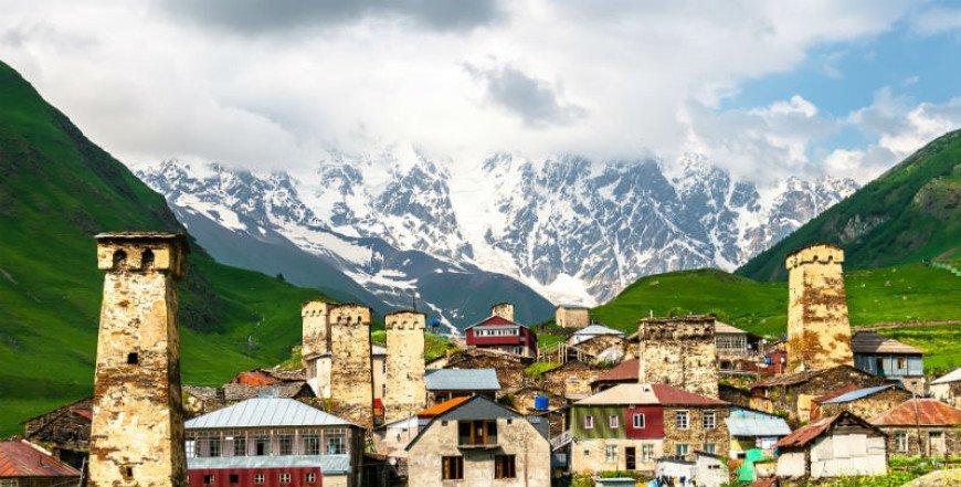 """Izolirani život u oblacima: 'Najviše' europsko selo"""""""