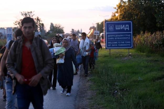 Prve izbjeglice stigle u Hrvatsku, među njima puno beba i male djece