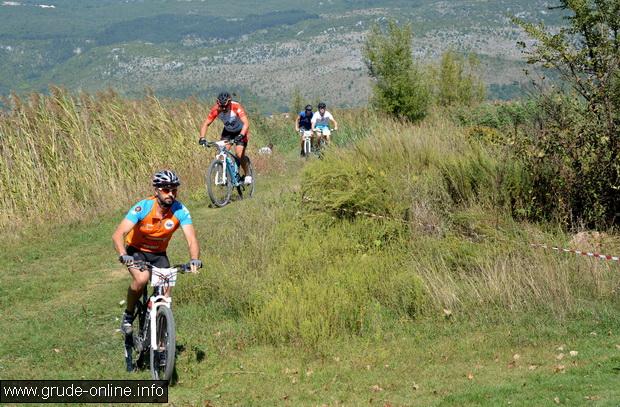 Biciklističkom rutom povezuju se gradovi i općine u zapadnoj Hercegovini