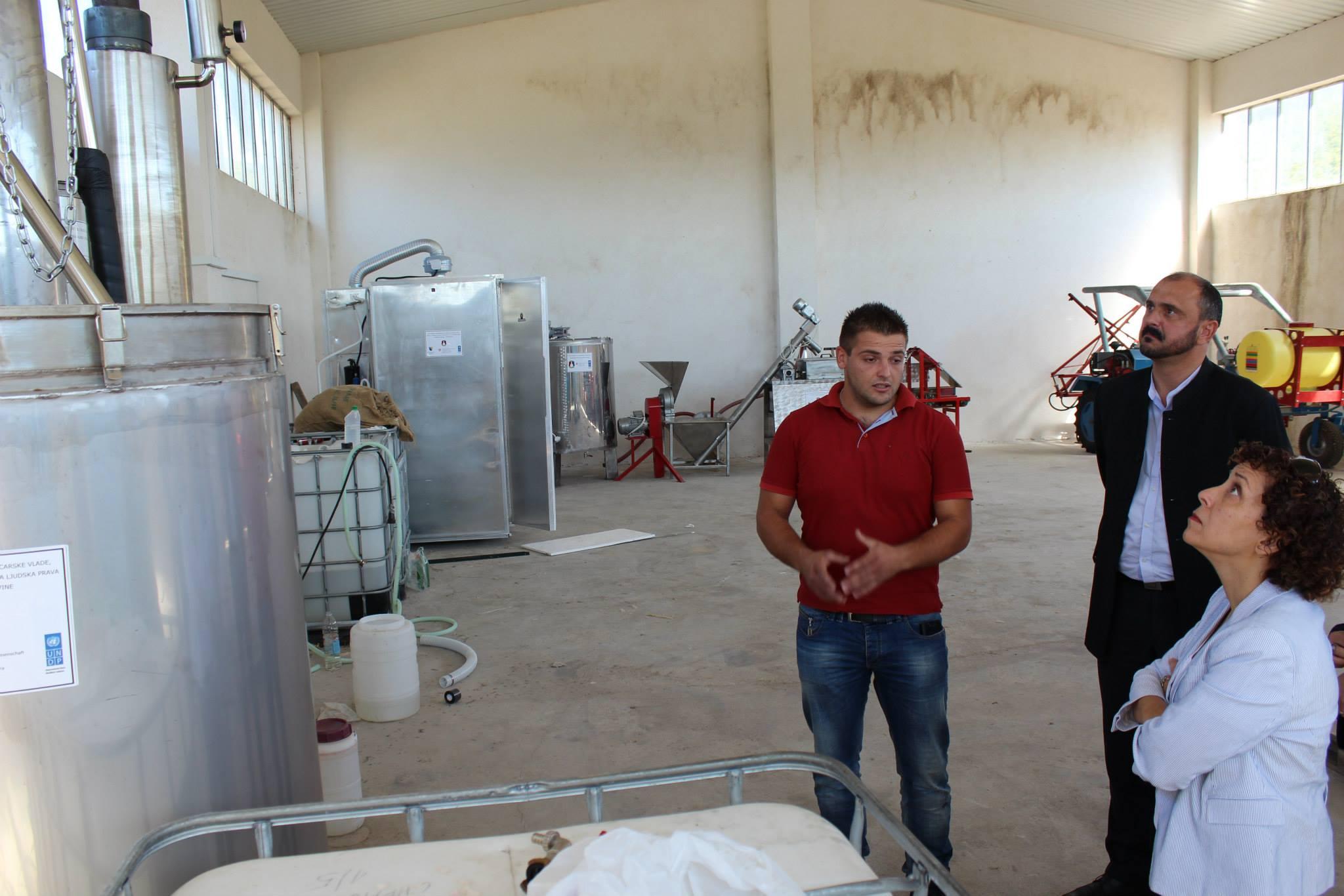 """POSUŠJE NA HRT-U: Braniteljska zadruga """"Eko Hercegovina"""" kao primjer ostalima"""