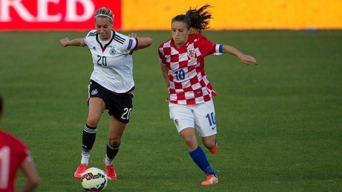 Minimalan poraz hrvatske ženske reprezentacije od europskih prvakinja