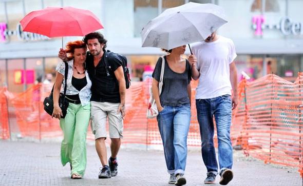 ZAHLAĐENJE I KIŠA Od nedjelje kišovito vrijeme i značajan pad temperatura