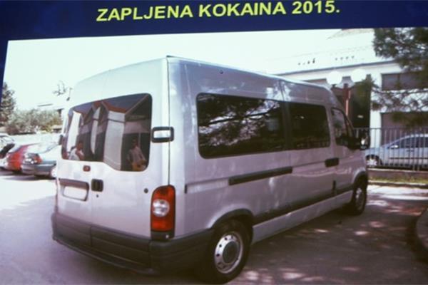 Zadar: Kod hrvatskog državljanina iz Posušja pronađeno više od kilograma kokaina