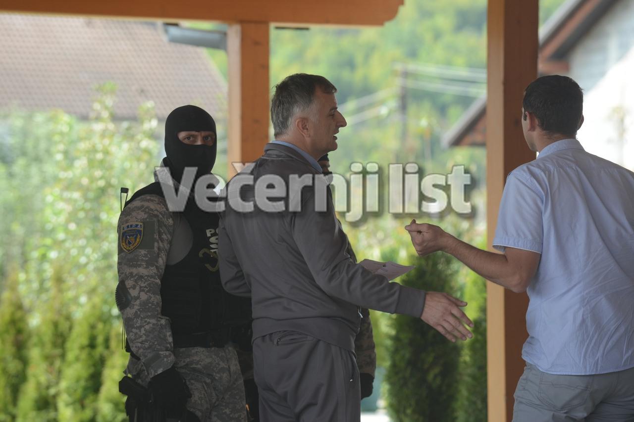 AKCIJA SIPA-E: U Širokom Brijegu uhićen Jerko Ivanković Lijanović