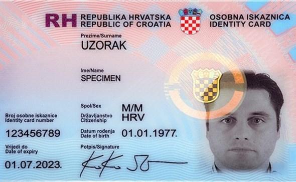 Ukoliko ste hrvatski državljanin osobnu iskaznicu možete izvaditi u bilo kojoj PP MUP-a RH!