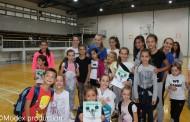 Članovi Hrvatskog plesnog kluba Posušje na cheerleading kampu u Gackom
