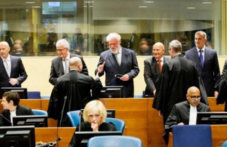 Presuda šestorici bivših dužnosnika Herceg Bosne u studenom 2017.
