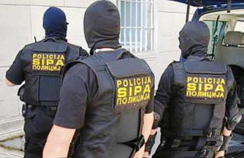 Ugrožavanje sigurnosti, porezna utaja, prostitucija… SIPA u dvije akcije uhitila 15 osoba