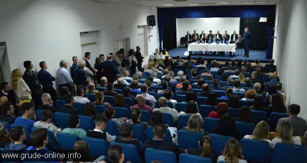 U Grudama predstavljena knjiga Gorana Marića Slom lažnog proroštva
