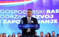 HDZ predstavio program s kojim žele pobijediti na skorašnjim izborima u Hrvatskoj