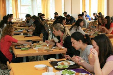Od 5.10. studenti koji nisu na smještaju u SCM-u mogu koristiti usluge menze