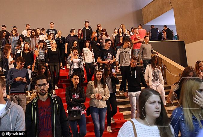 Stigli brucoši: 3.500 studenata započelo školovanje na mostarskom Sveučilištu