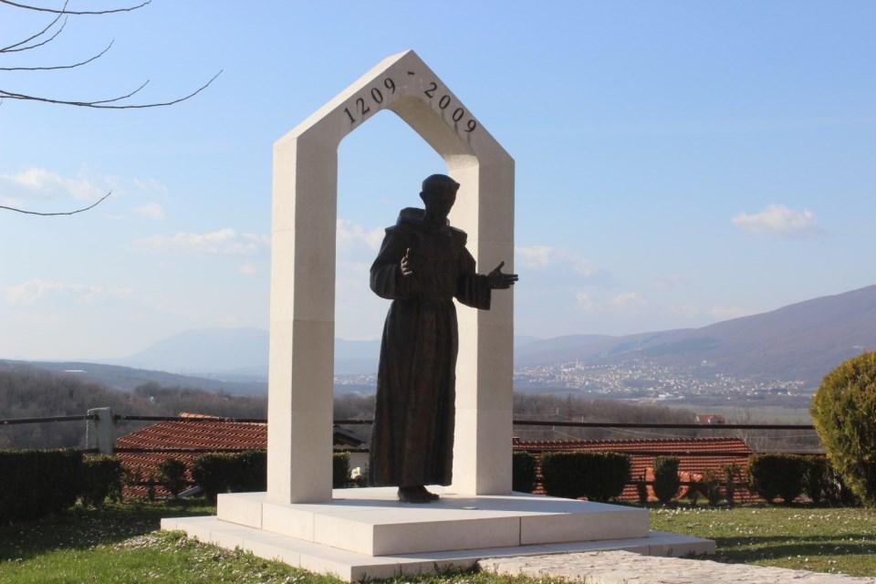 Blagdan je svetoga Franje Asiškoga, svečano će biti u Posuškom Gracu