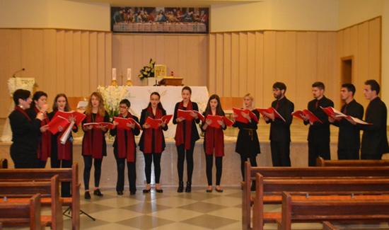Održan koncert Komornog pjevačkog ansambla Pro arte