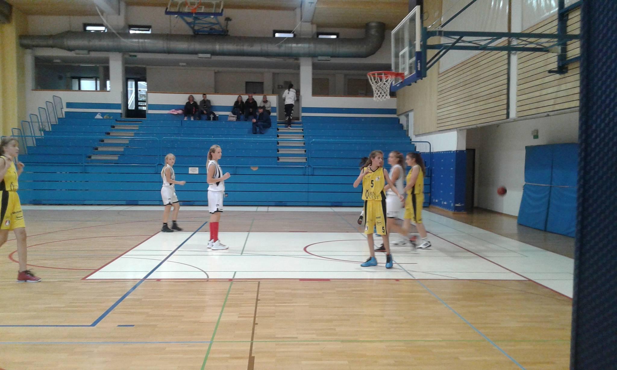 Košarkašice odigrale prijateljske utakmice kao uvertira za nove nastupe u BCAA ligi