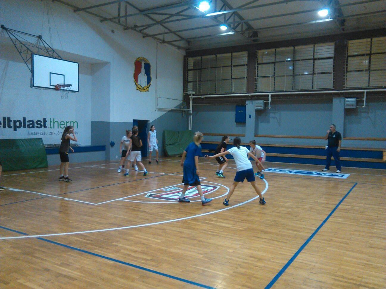 Košarkašice Posušja dočekuju Livanjke