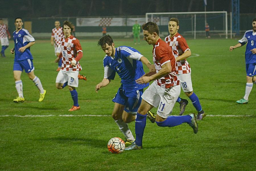Mladi Hrvati očekivano svladali San Marino u kvalifikacijama za Euro u Poljskoj
