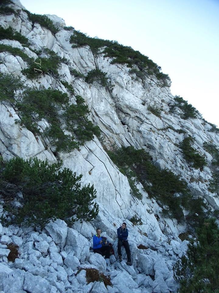 Planinari Pločnog na Ćužića kuku