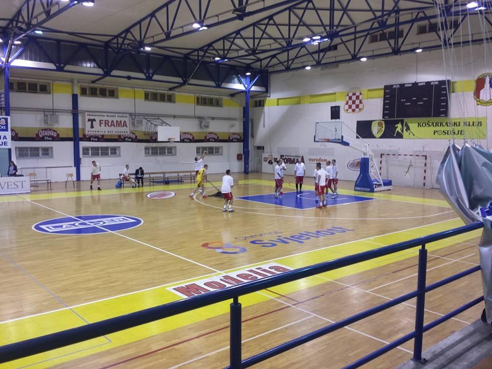 Košarkaši Posušja slavili protiv Tomislava