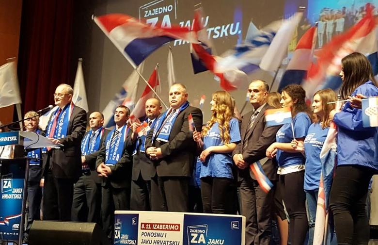 NEVENKO BARBARIĆ: Lobirat ću za jednakopravnost Hrvata u BiH