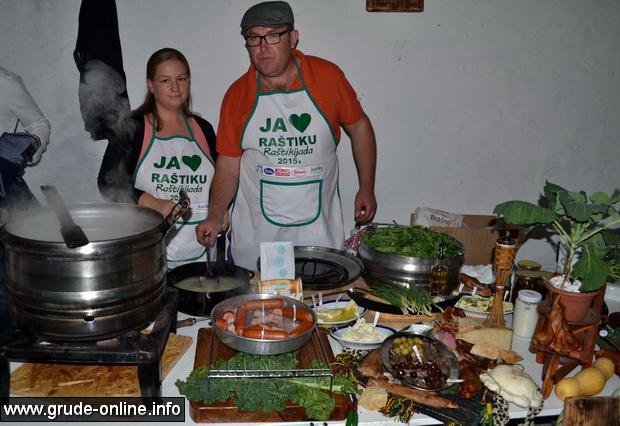 Najbolju raštiku na svijetu skuhali su muževi iz Gruda