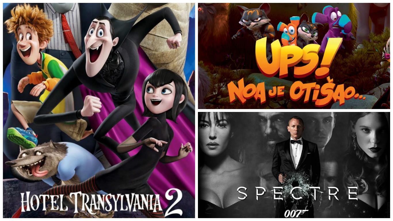 Najava: Filmski hitovi za sve generacije sljedeće srijede u kinodvorani Posušje