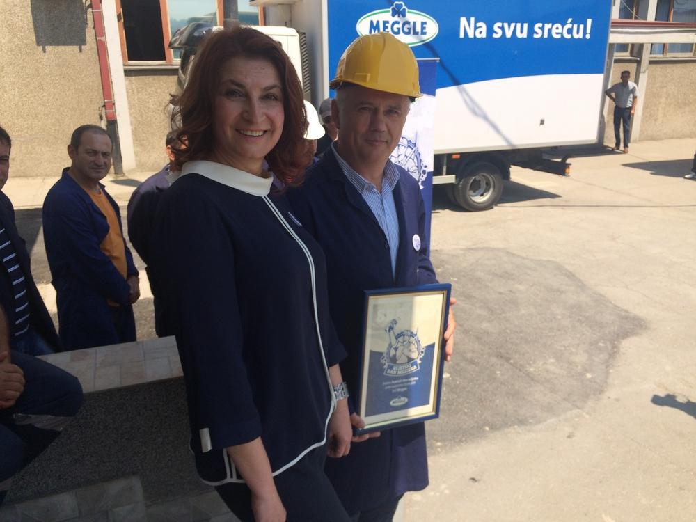 MEGGLE: Jadranka Penava najmenadžer BiH !