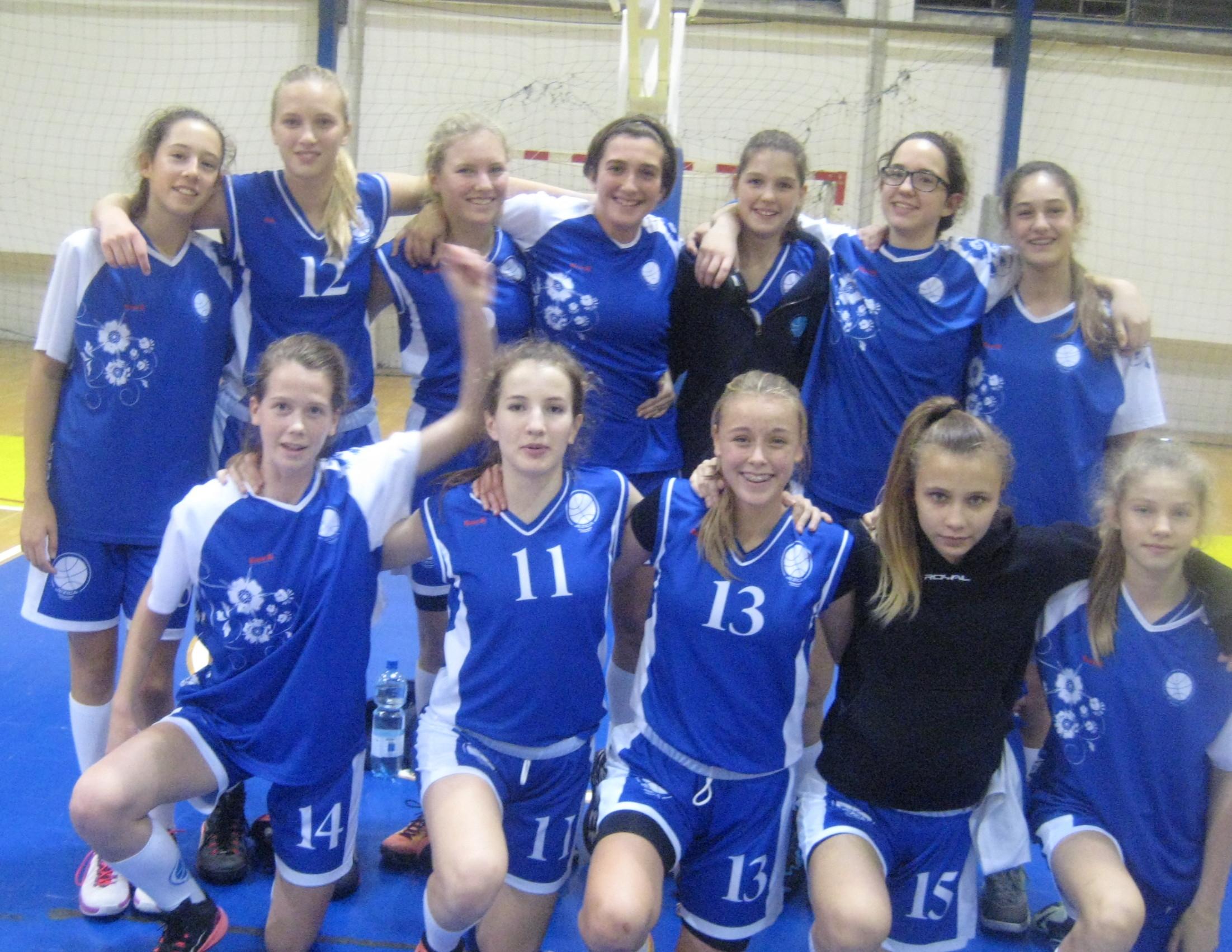 POSUŠJE: Odigran 1. međunarodni turnir BCAA lige za mlađe kadetkinje, slovenske Ježice pokazale najviše