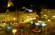 Debakl na otužnom skupu SDP-a: Milanović pred polupraznim Trgom