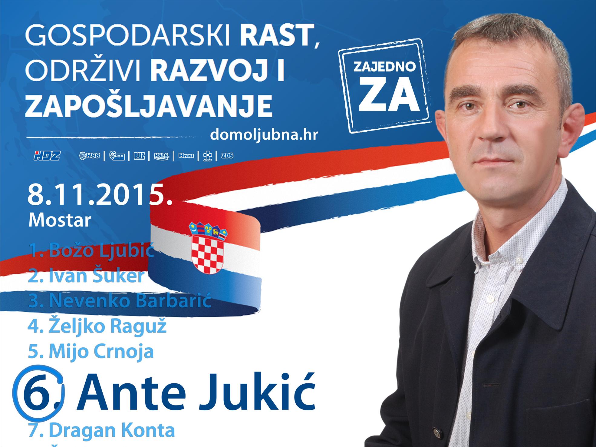 Intervju s Antom Jukićem, kandidatom HSS-a za Hrvatski sabor na listi Domoljubne koalicije