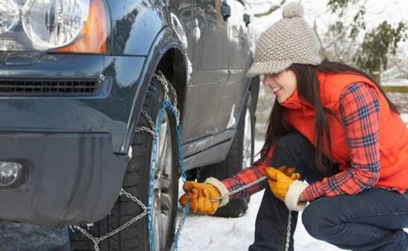Ako nemate zimsku opremu, možete biti i isključeni iz prometa, a slijedi vam i kazna od najmanje 40 maraka