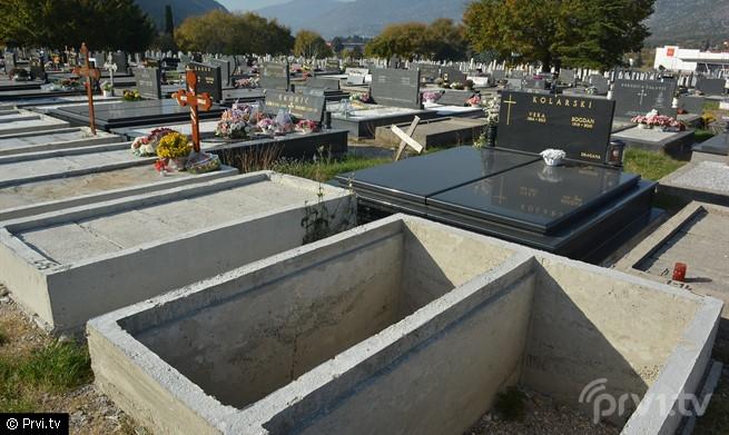 Mostar: Iz obiteljske grobnice nestalo tijelo pokojnika