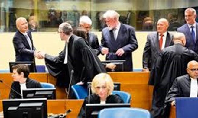 Presuda Prliću i ostalima odgođena za 2019. godinu