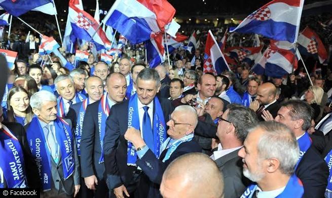 Karamarko: Pobijedili smo na parlamentarnim izborima!