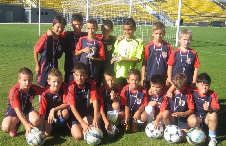 Mlađi početnici HŠK Posušje nadigrali Hajduka
