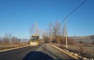Radovi na dionici od Blidinja prema Tomislavgradu
