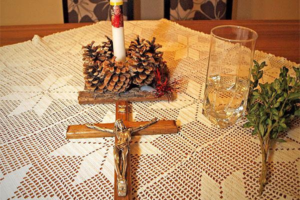 POSUŠJE: Blagoslov obitelji i kuća