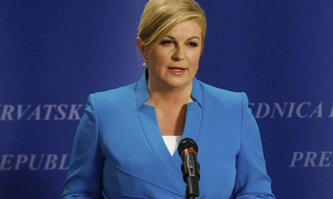 Kolinda Grabar-Kitarović potvrdila Oreškovića za premijera