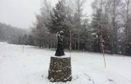 Blidinje prekrio snijeg, vozači oprez