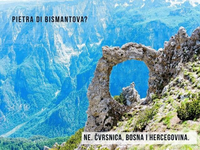 Ovu nisu Alpe, San Marino, Indija: Ovo su nevjerovatne ljepote Bosne i Hercegovine (FOTO)