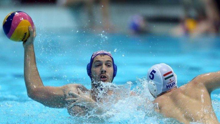 Barakude bez polufinala: Mađari slavili u Beogradu!