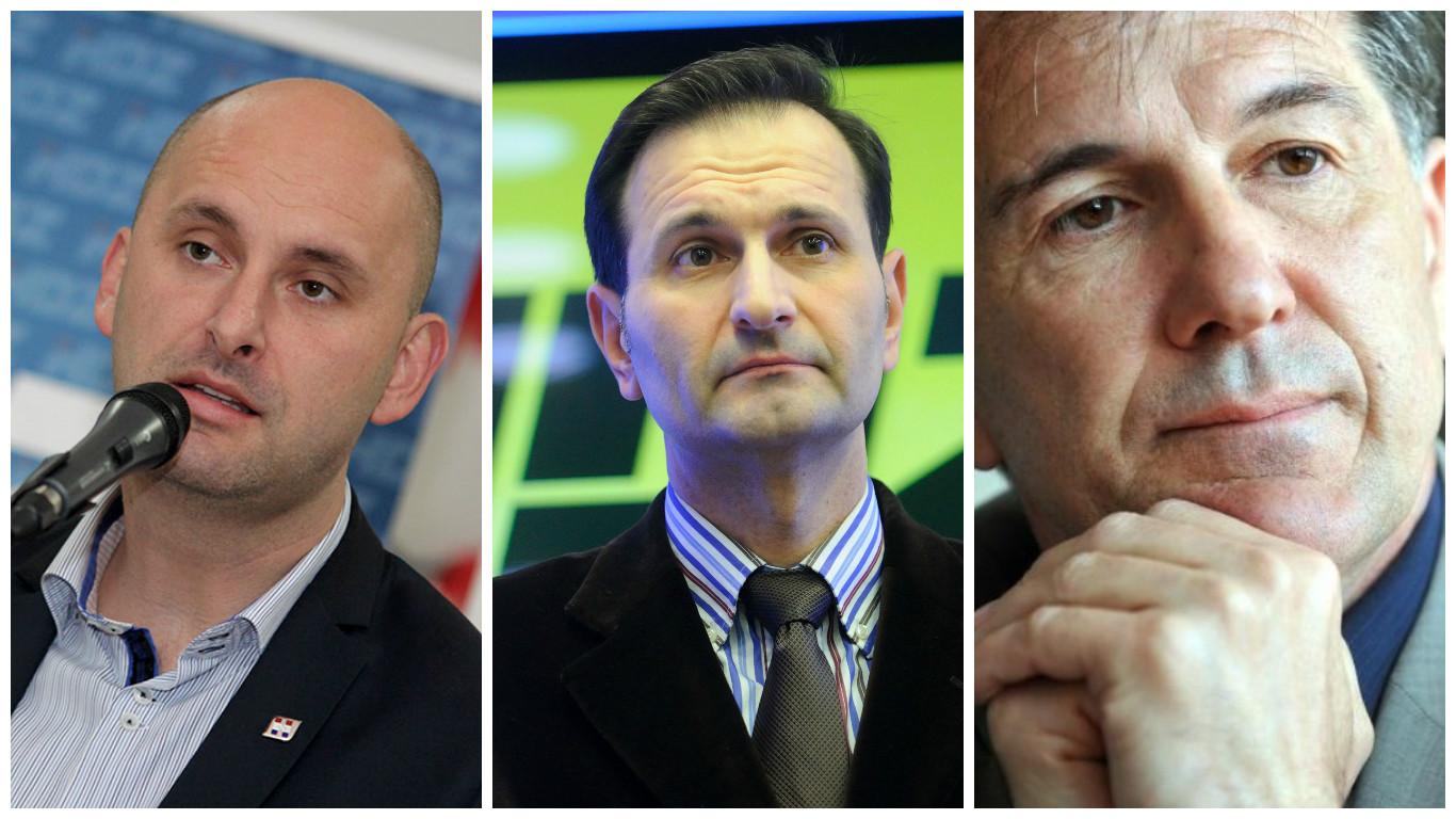 Trojica novih ministara u Vladi RH vuku korijene iz Posušja: Kovač (Podzavelim), Romić (Rakitno) i Tolušić (Zagorje)