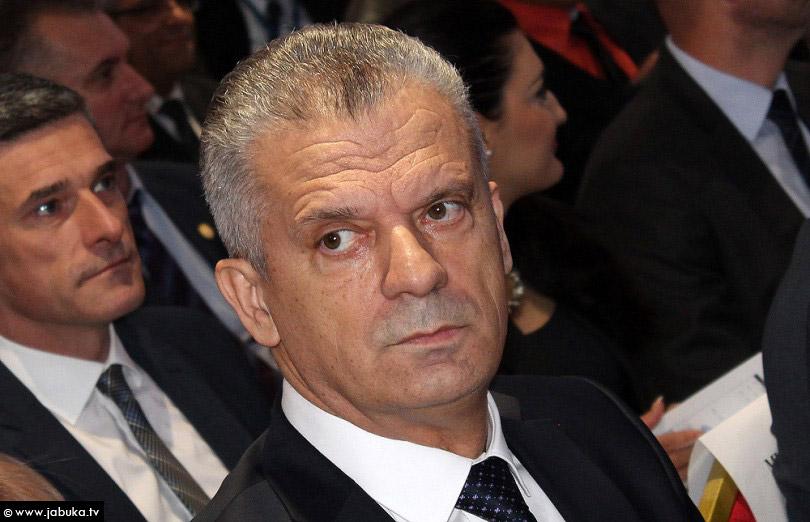 Uhićen Fahrudin Radončić