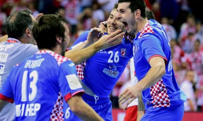 UNIŠTILI POLJAKE: Veličanstvena pobjeda! Hrvatska je u polufinalu Europskog prvenstva!